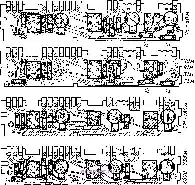 Топографическая схема печатной