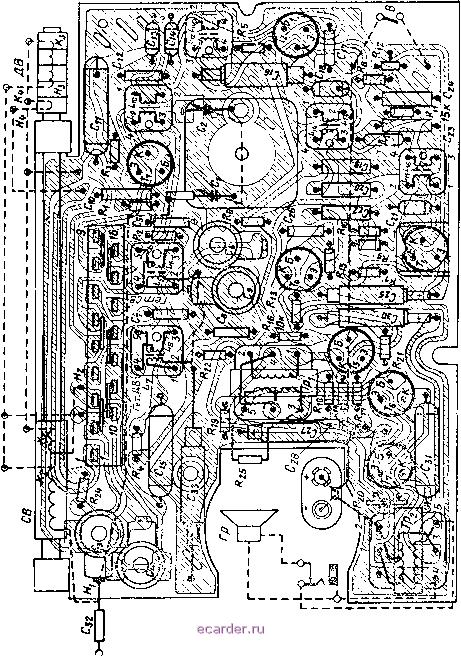 Селга 402 схема монтажная